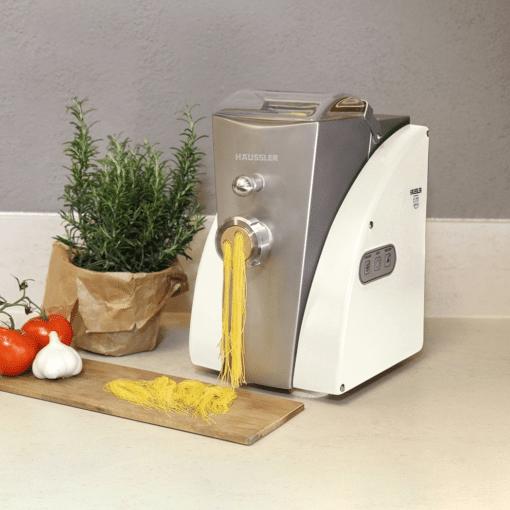 Häussler Pasta Maschine LUNA Farbe weiss