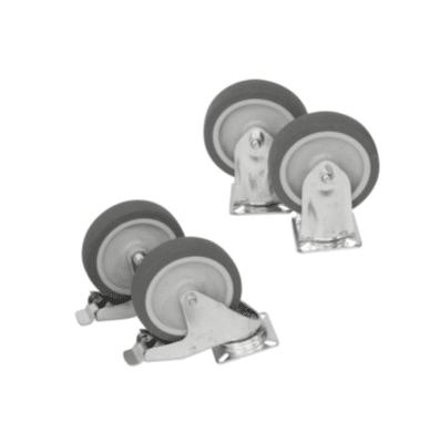 Rädersatz zu Teigknetmschinen Hässler