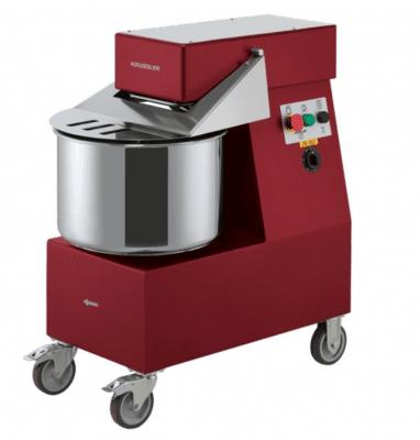 Häussler Teigknetmaschine SP20 KA 230 Weinrot