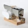 Holzunterlage mit Pasta Maschine PN 100