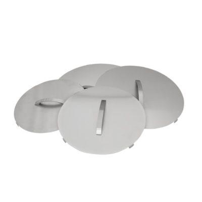Schüsselabdeckung Teigknetmaschine Häussler - drei Grössen