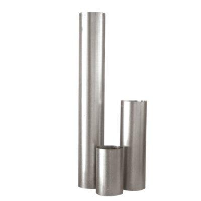 Häussler Holzbackofen diverse Rohre aluminiert