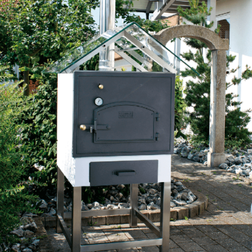 Beispiel HABO Vario Häussler Holzbackofen Bausatz