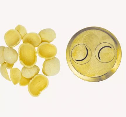 Profimatrize für Pastamaschine PN100 oder Emma: Matrize Nr. 181 Orecciette