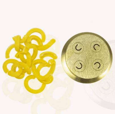 Profimatrize für Pastamaschine PN100 oder Emma: Matrize Nr. 268 Spaccatelle