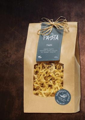 Härzbluet Pasta Packung Nüdeli