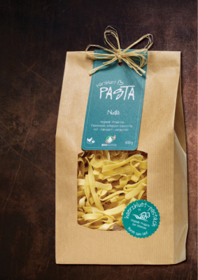 Härzbluet Pasta Packung BioSuisse Nudlä